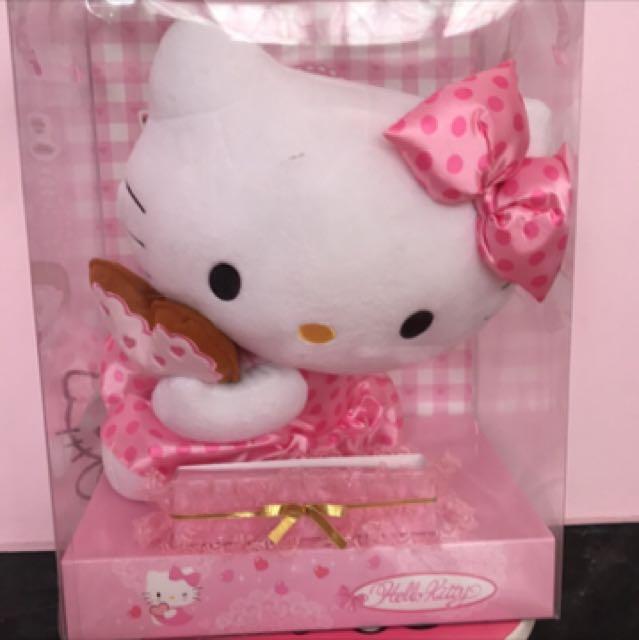 降價!!!!Kitty 娃娃