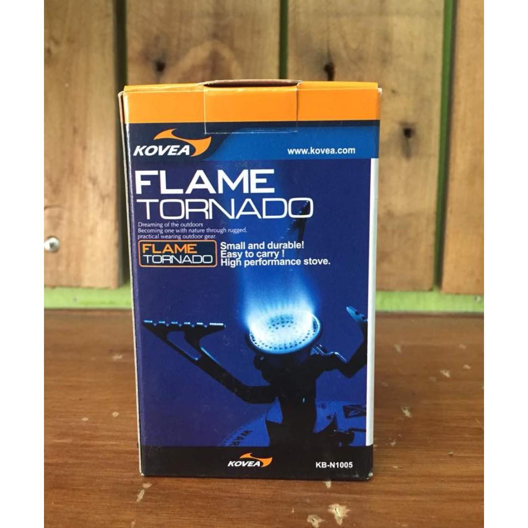 Kovea Flame Tornado Sports Other On Carousell Sleeping Bag Consina Expedition