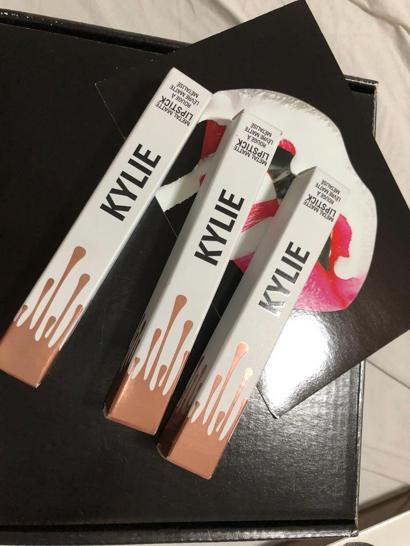 Kylie Metal matte