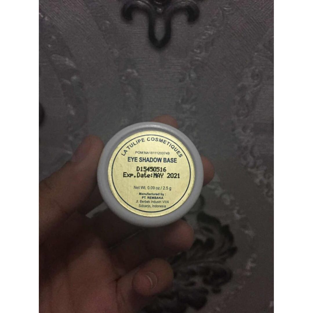 Latulipe Eyeshadow Base Best Buy Indonesia La Tulipe Eye Shadow 13 128735 Kesehatan Kecantikan Rias Wajah Di Carousell