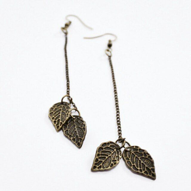 Leaf I Earings