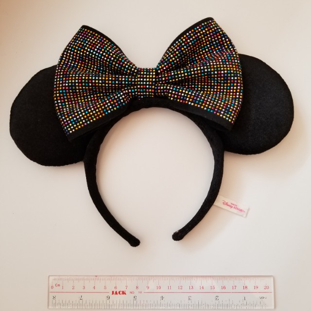 Limited Edition Minnie Mouse Ears