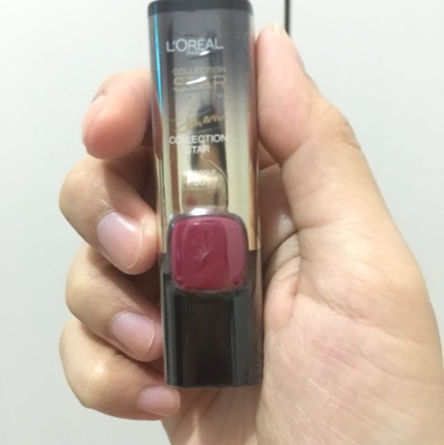 Loreal star collection lipstick