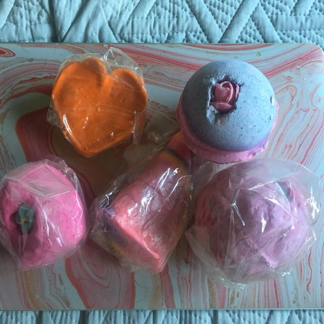 Lush Bath Product (Selling Individually our Couple)