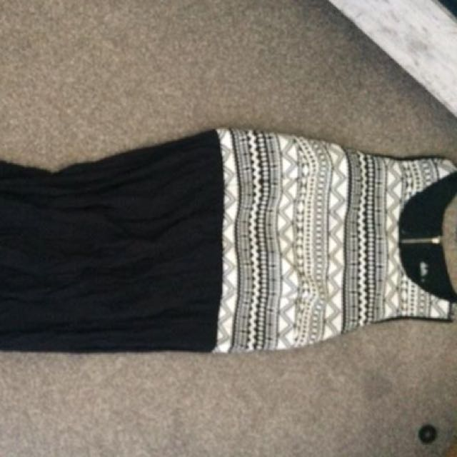 Maxi dress (picture upon request)