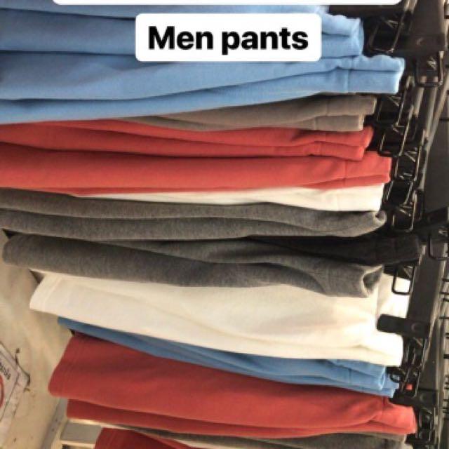 Men short 100 percent cotton