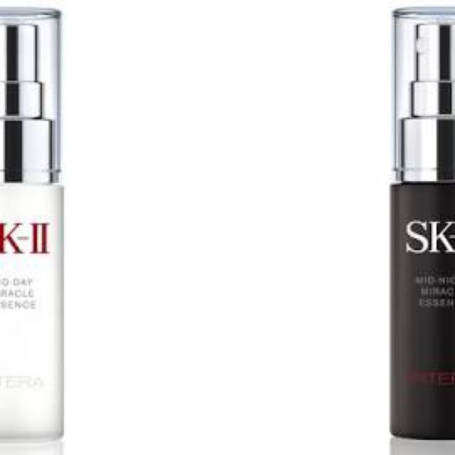 Mid day & night miracle essence sk ii