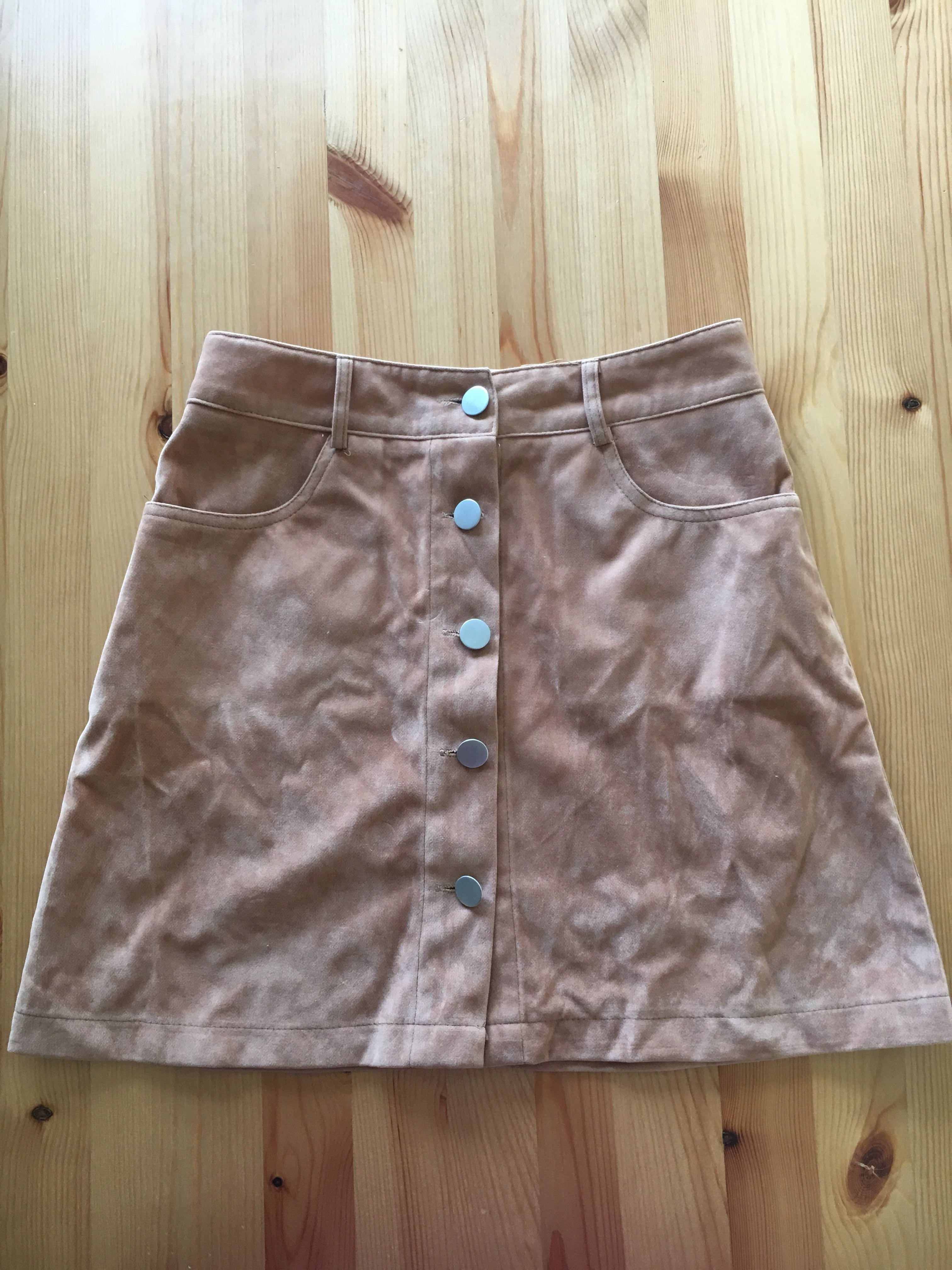 Mini a-line skirt size 6