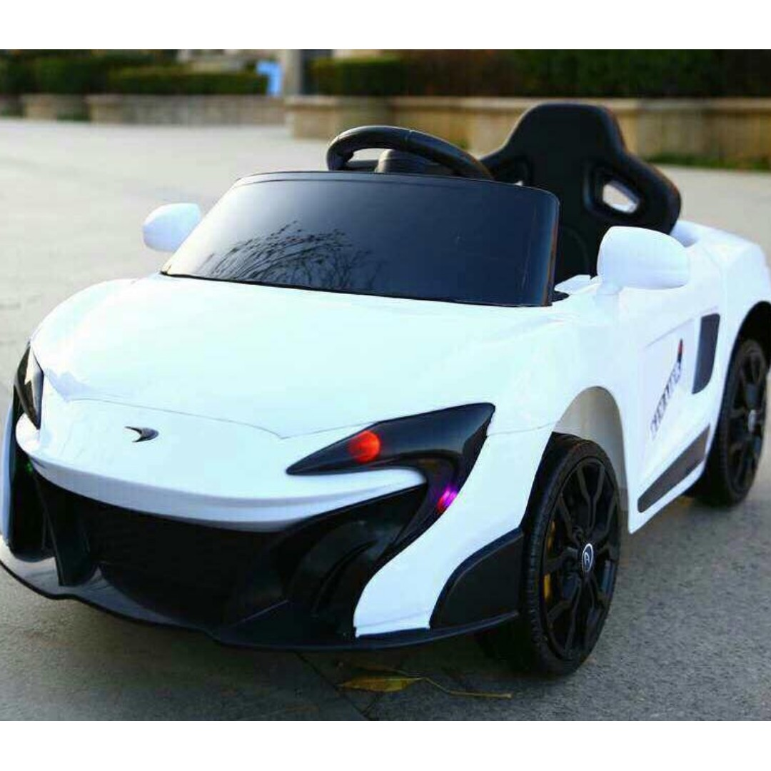 Mini McLaren Electric Ride On Toy Car for Kids