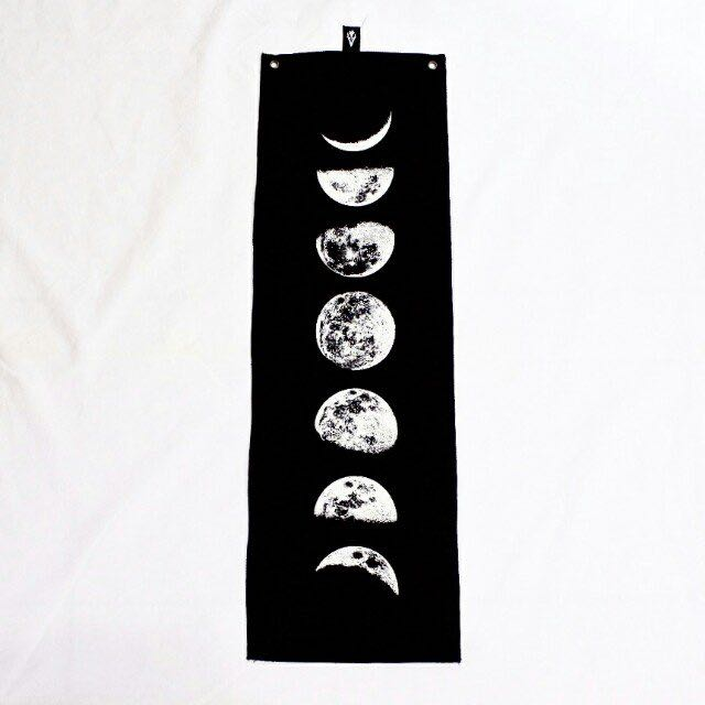 Moonphases Wall Decor