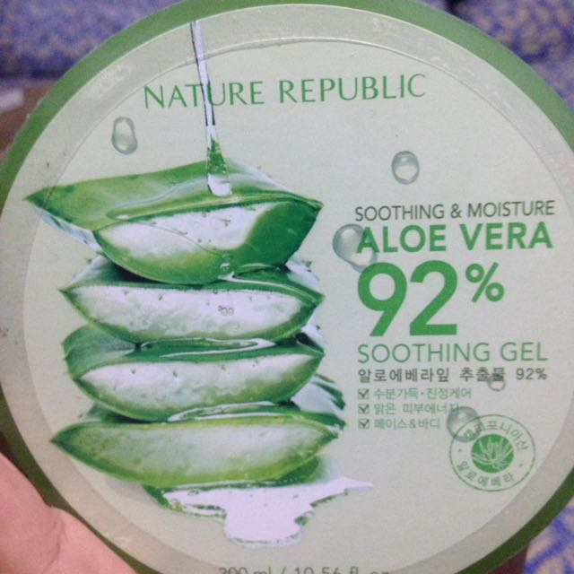 Nature Republik Aloe Vera 100% ori