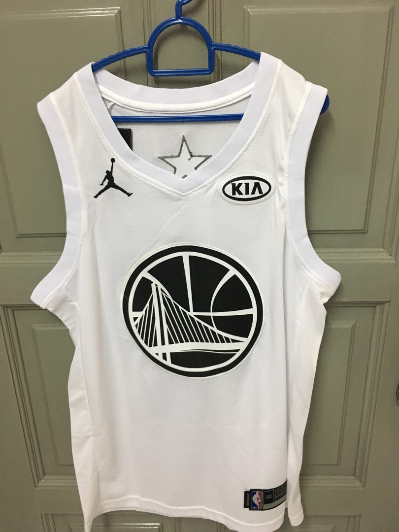 NBA NIKE JORDAN ALL STAR KEVIN DURANT BASKETBALL JERSEY