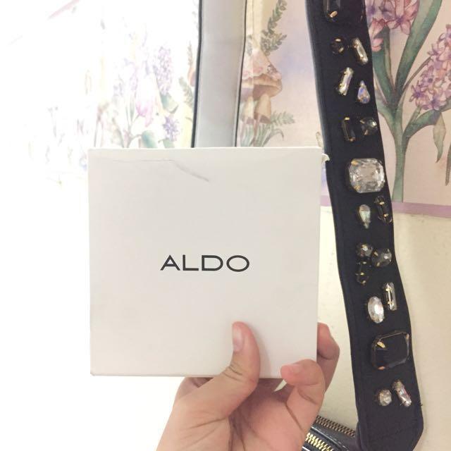 NETT PRICE (FREE ONGKIR) - ALDO Strap Bag