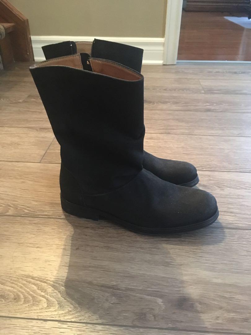 Novacas Black Boots