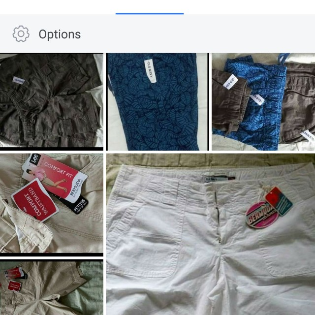 Old Navy, Lee Pipes Walking Shorts