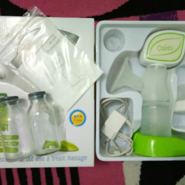 POMPA ASI CLAIRE'S (SINGLE ELECTRIC), Bayi & Anak, ...