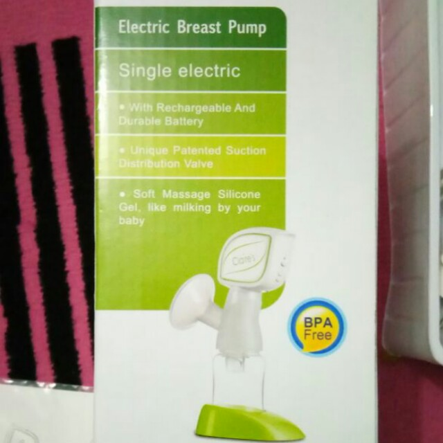 POMPA ASI CLAIRE'S (SINGLE ELECTRIC), Bayi & Anak, .