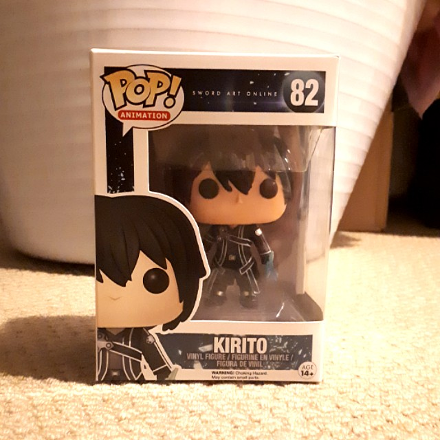Pop! Sword Art Online - Kirito