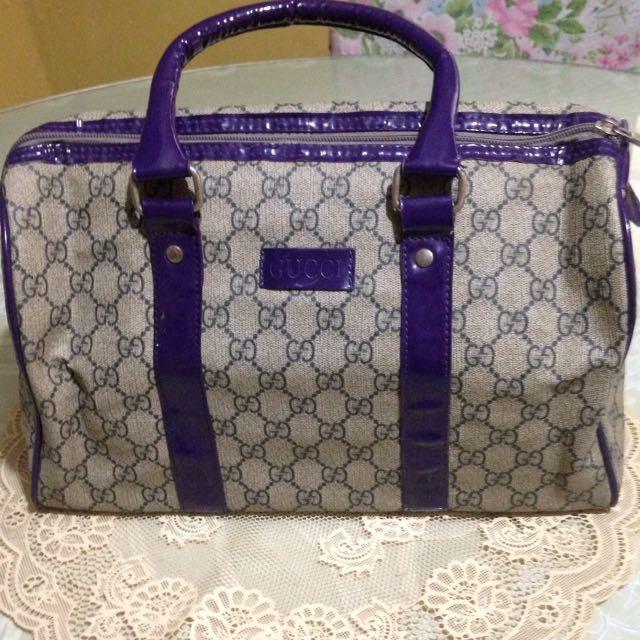 Prelove bag