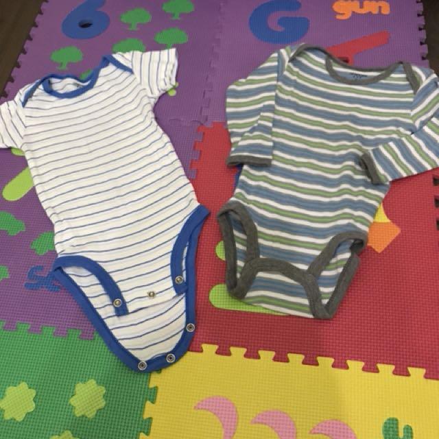 Preloved carter baby jumper ( 6-9 months )