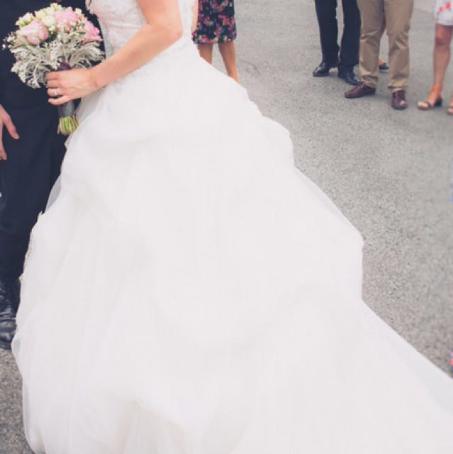 Princess wedding ball gown