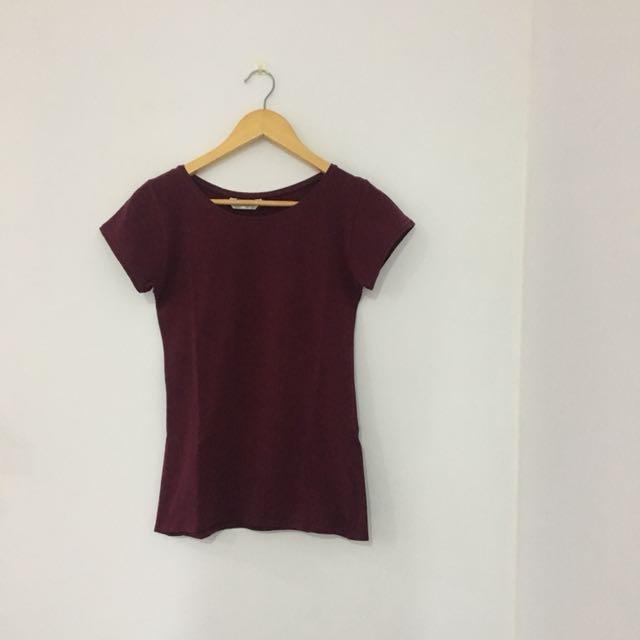 Pull&Bear Basic T-Shirt
