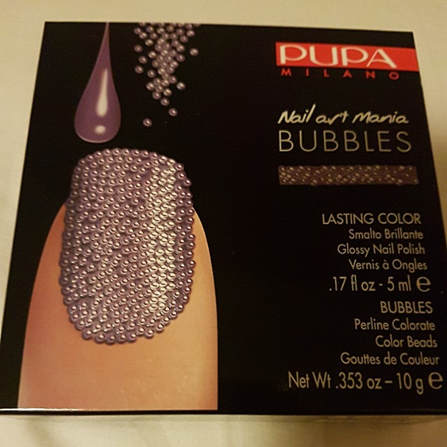 Pupa nail art mania bubbles, Health & Beauty, Hand & Foot Care on ...