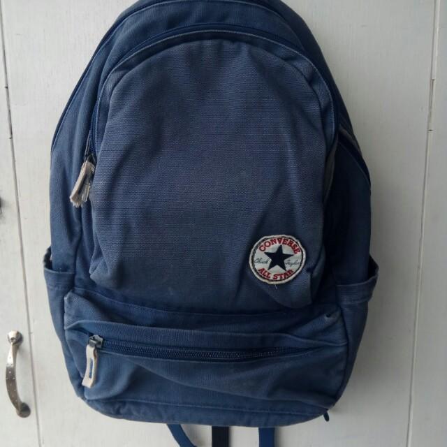 944197dd1ab4 Ransel Backpack Converse Original