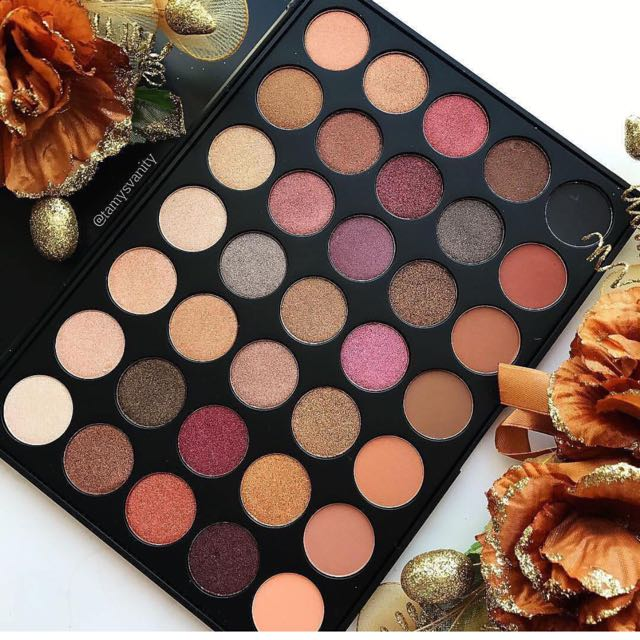 READYSTOCK🔸MORPHE 35F IN THE FROST PALETTE