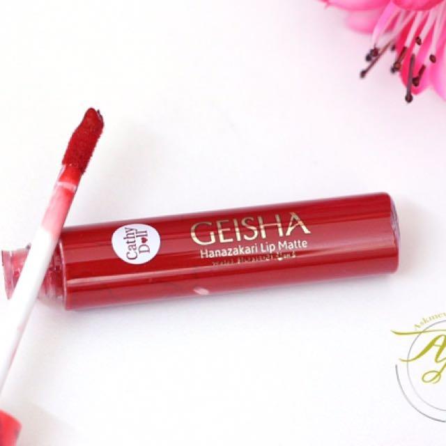 Red Rose Matte Lip