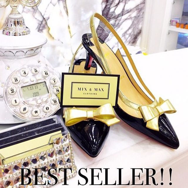 REPRICE! Preloved Louboutin Mirror Quality