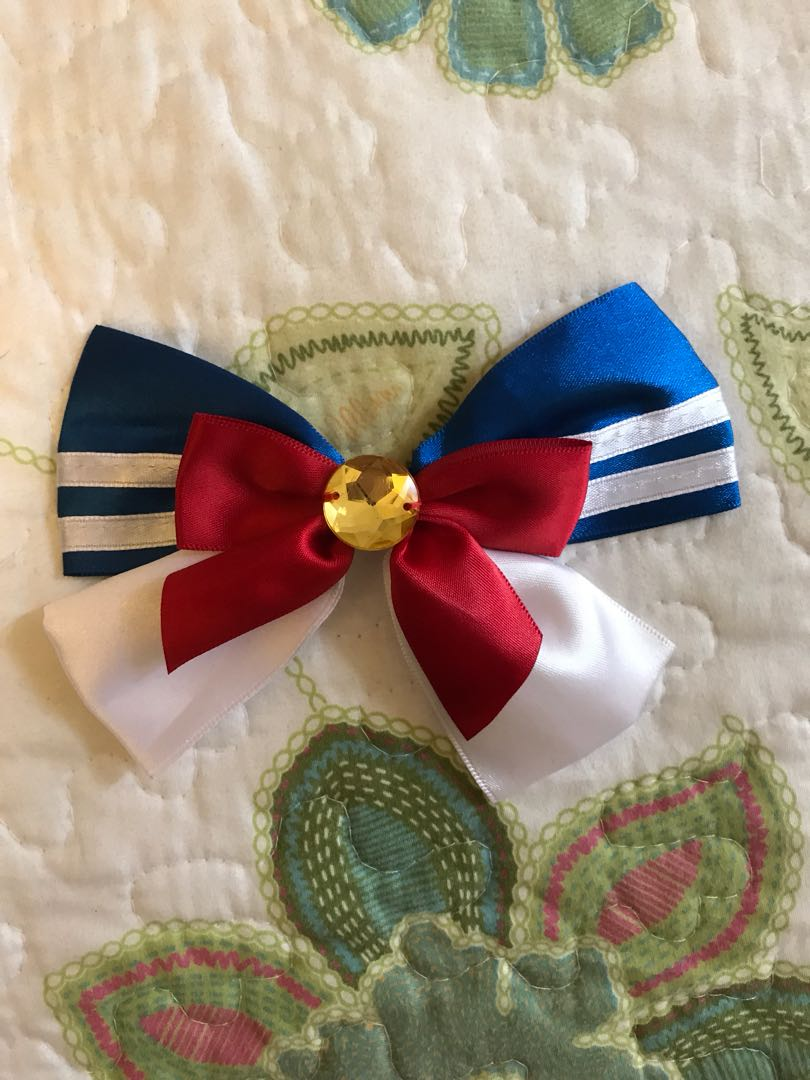 Sailor Moon Hair clip