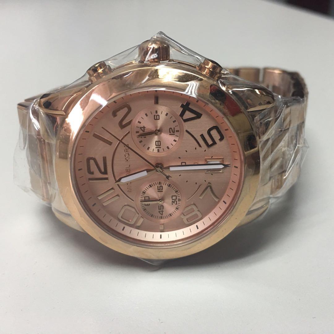 🔹SALE🔹MK Rosegold Watch