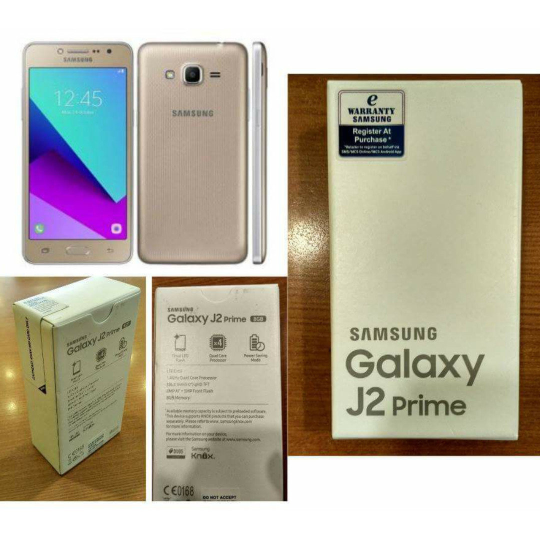 Samsung Galaxy J2 Prime ( GOLD ), Mobile Phones & Tablets, Android Phones, Samsung on Carousell