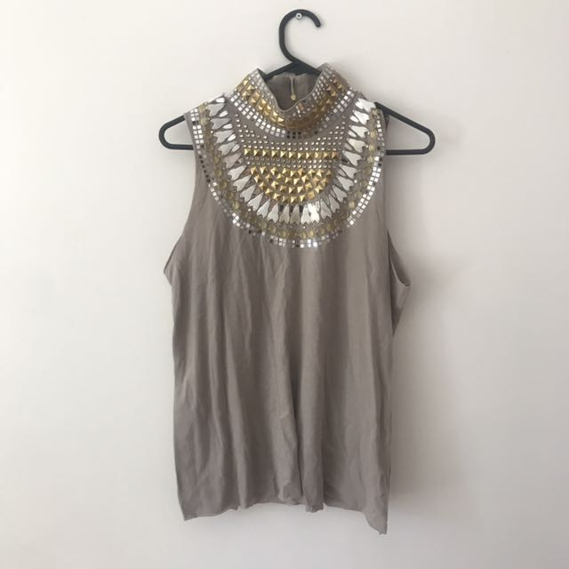 S&B Vie by Sass & Bide Top NEVER WORN TAGS STILL ON RRP: $240