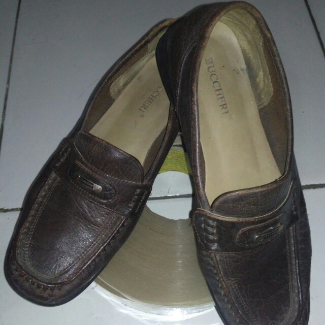 Sepatu kulit Buccheri Original 9b2f16c7c2