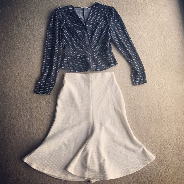 Sheike too the fifth skirt outfit 8