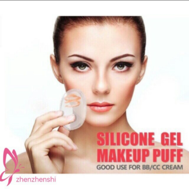 Silicon Gel Makeup Puff
