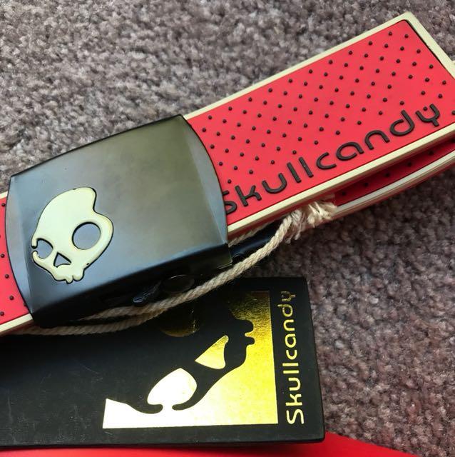 Skull candy Belt Ref