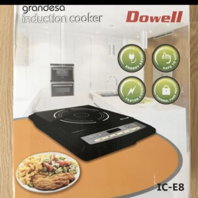 super sale!! Brand New Dowell Induction Cooker