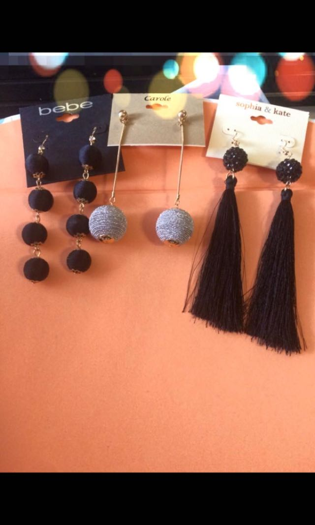 Tassel earrings collection