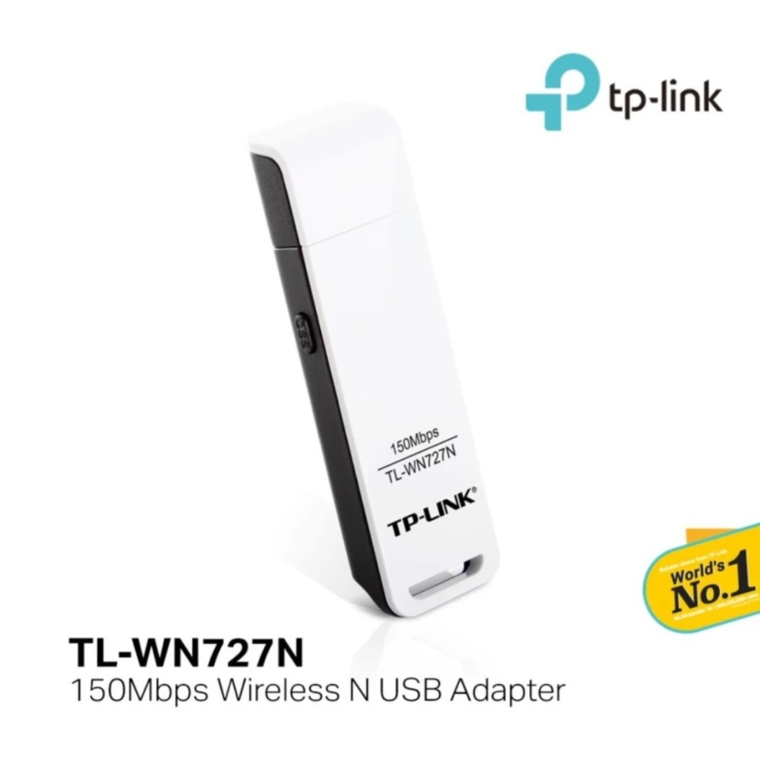 Tp Link Tl Wn727n Advanced Wifi Receiver Electronics Others On Usb Wireless Wn727 Carousell