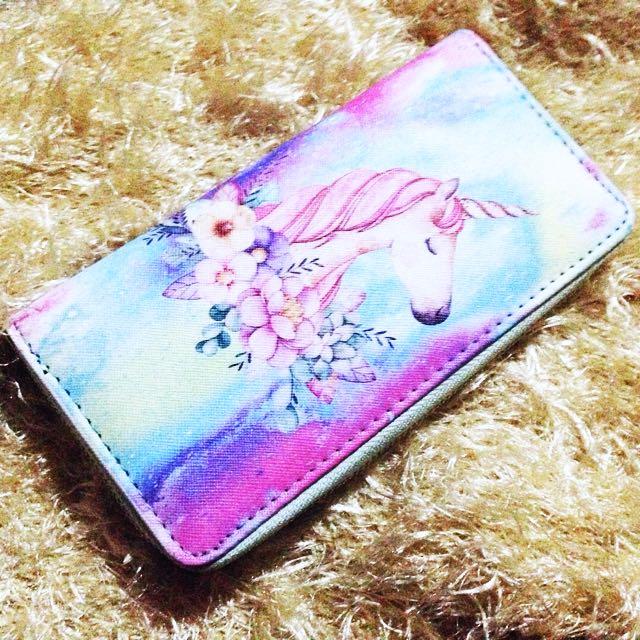 Unicorn Long Wallet