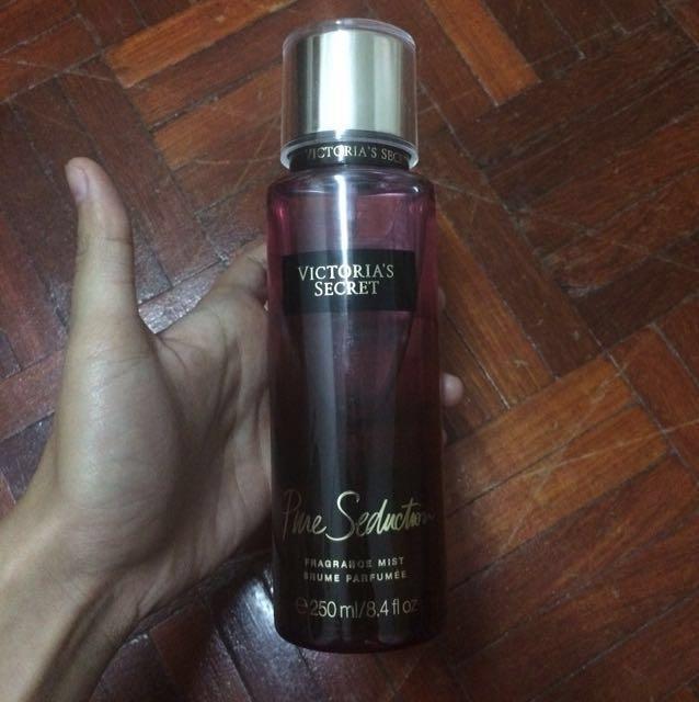 Victoria Secret Fragrance Mist Pure Seduction