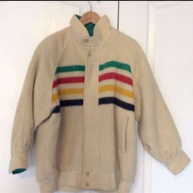 Vintage 1960/1970 Hudson's Bay Jacket