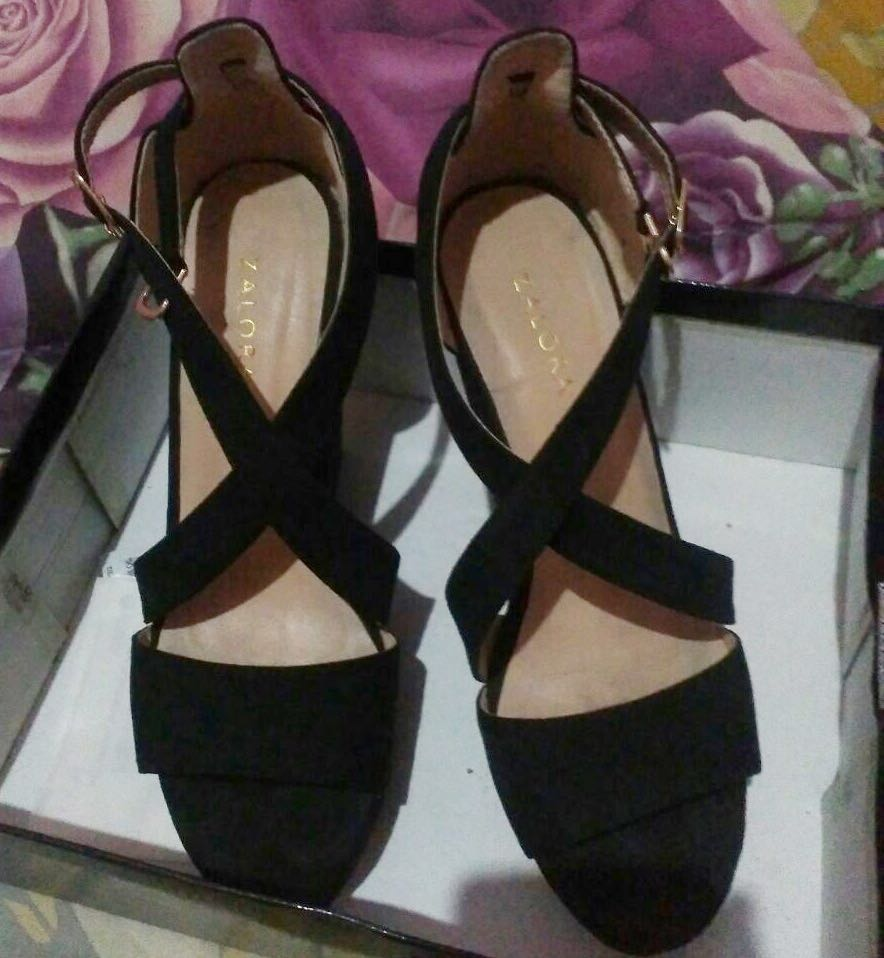 Wedges Zalora