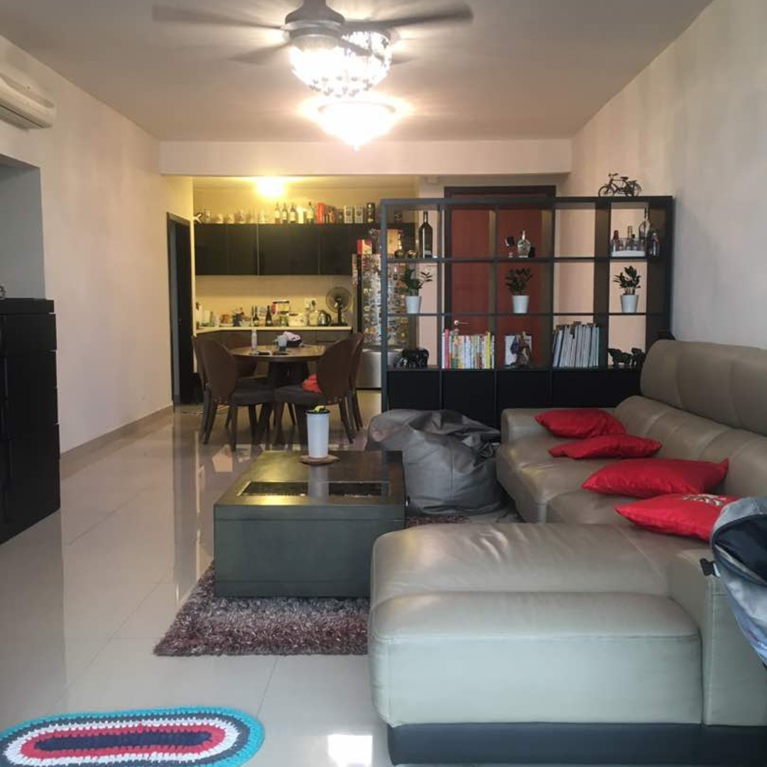 Wts Puchong Zen Residence Inium 1411sf Partly Property For On Carou