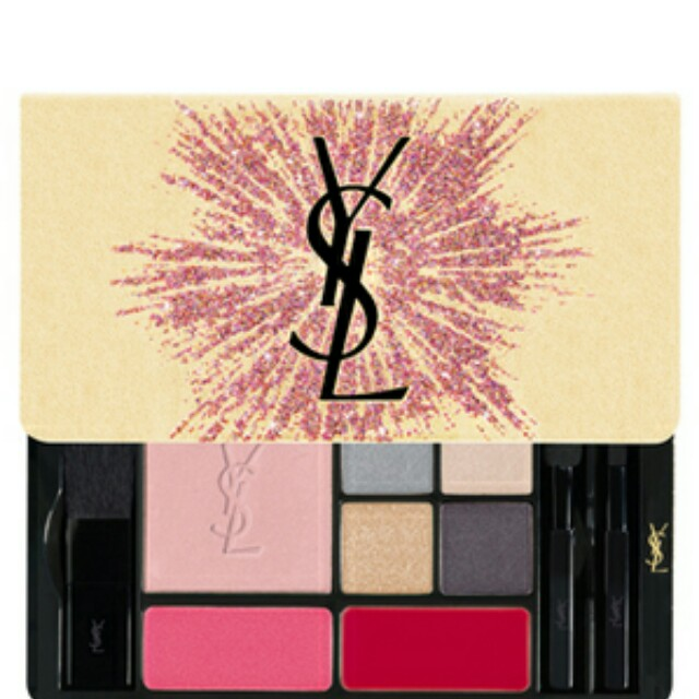 Ysl multiuse holiday look palette