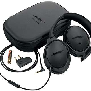 Bose QC25 Noise Cancelling Headphones Special Edition
