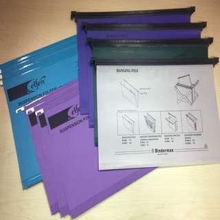 (Bundle) Suspension or Hanging Folders